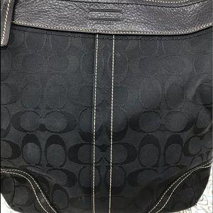 Coach Bags - Coach Signature medium duffle bag crossbody